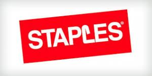 Staples + Coupon