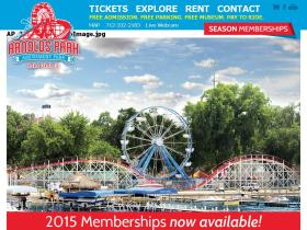 Arnoldspark.Com + Coupon