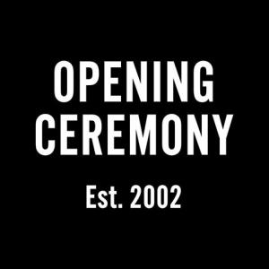 Opening Ceremony + Coupon