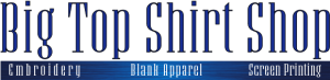 Big Top Shirt Shop + Coupon