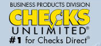 Checks Unlimited + Coupon