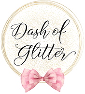 Dash Of Glitter + Coupon