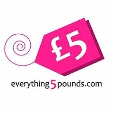 Everything 5 Pounds + Coupon